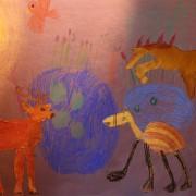 VIR: Galerija Srečišče Glasbena delavnica za otroke